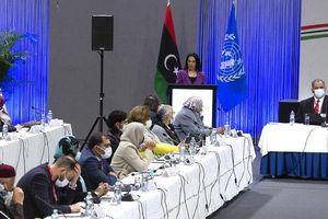 Bầu Chính phủ lâm thời Libya: Thời khắc lịch sử