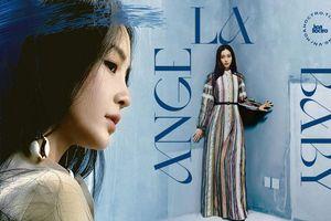 Angela Baby khoe thân hình siêu mỏng trong bộ ảnh chụp cho tạp chí L'OFFICIEL Trung