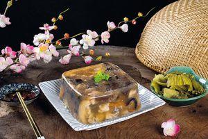 Thích mê hai món ngon tết Việt