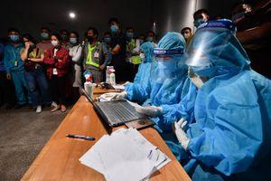 ĐH Y Dược TP.HCM tình nguyện tham gia phòng, chống dịch Covid-19