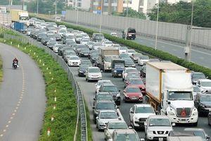'Ðộc làn' thu phí ETC: Nguyên nhân gây tắc ở cao tốc Hà Nội - Ninh Bình