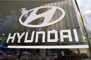 Huyndai và Apple dừng đàm phán về xe tự vận hành, cổ phiếu Hyundai lao dốc