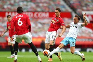 Nhận định MU vs West Ham: Rũ bùn đứng dậy