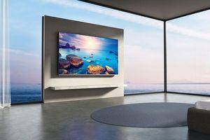 Xiaomi ra mắt TV chất lượng cao QLED giải trí sống động