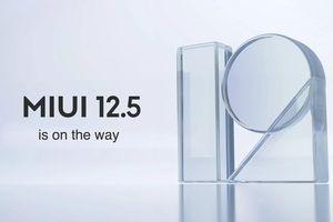 Xiaomi công bố phiên bản MIUI 12.5 quốc tế, tối ưu pin và tính năng