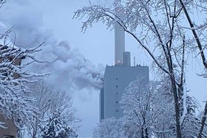 Thành phố tại Đức ban bố tình trạng thảm họa sau vụ cháy nhà máy điện
