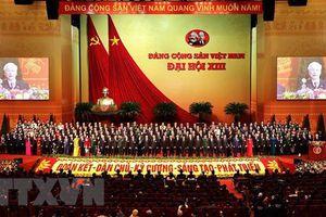 Đại sứ Việt Nam trao đổi với Đảng Cộng sản Nam Phi về kết quả Đại hội
