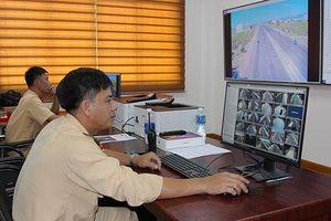 Bình Thuận: Xử phạt trực tiếp các trường hợp vi phạm từ camera