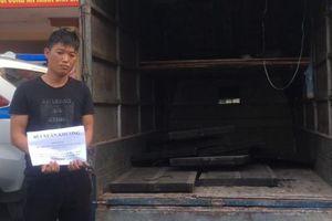 Lạng Sơn: Bắt đối tượng trộm cắp nắp cống trên đường cao tốc