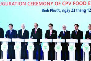 CPV: Hợp tác nâng tầm giá trị nông sản Việt Nam