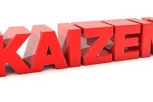 Bài 3: Thúc đẩy cải tiến liên tục Kaizen trong ngành công nghiệp - Nghiên cứu điển hình