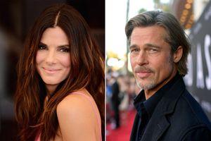Sandra Bullock lần đầu đóng phim chung với Brad Pitt