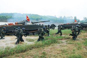 Cặp bài trùng cho xe tăng lội nước PT-76 của Việt Nam trong tương lai
