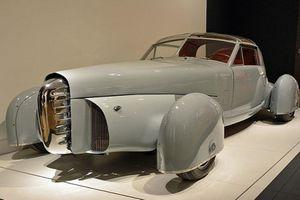Tasco Prototype 1948 độc nhất, lấy cảm hứng thiết kế từ máy bay