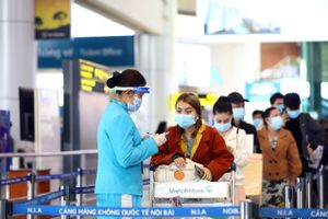 Nhật ký 29 Tết: Cấp tập xét nghiệm nhân viên hàng không, thêm tỉnh thứ 13 có dịch