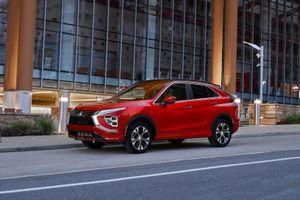 SUV Mitsubishi động cơ tăng áp, giá hơn 500 triệu, cạnh tranh với Ford Escape