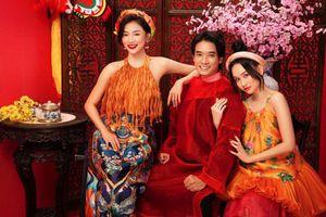 Trúc Anh - Salim yêu kiều trong phim kinh dị về búp bê của Victor Vũ, đáng chú ý là Chi Pu lại vắng mặt
