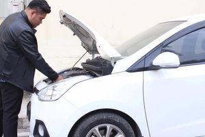 'Đắp chiếu' ô tô ngày Tết, cách bảo quản để tránh bị hư hỏng