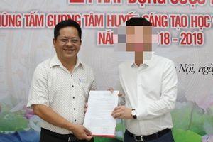 Khởi tố, bắt tạm giam Trưởng Văn phòng đại diện Báo Giáo dục và Thời đại