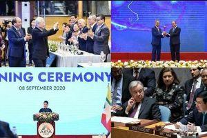 Đối ngoại Việt Nam năm 2020: Trách nhiệm và bản lĩnh