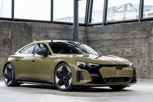 Audi E-Tron GT chính thức ra mắt, chờ ngày về nước đấu Porsche Taycan