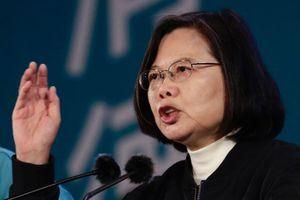 Lãnh đạo Đài Loan chúc mừng năm mới Trung Quốc