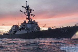 Trung Quốc tố Mỹ 'gây căng thẳng' ở eo biển Đài Loan