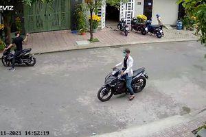 Bắt giữ băng nhóm trộm xe chuyên nghiệp chiều 30 Tết
