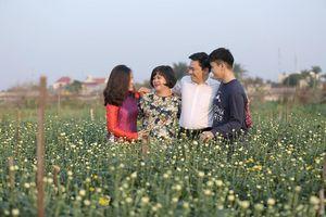 'Không có gia đình, Tết chỉ là một ngày trên lịch'