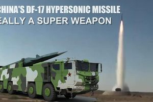 Tên lửa siêu âm DF-17 của Trung Quốc liệu có đủ để dọa Mỹ?
