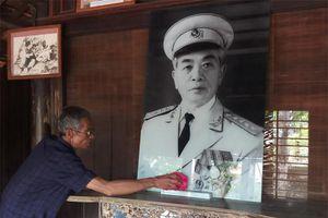 Nhà Đại tướng bên dòng Kiến Giang