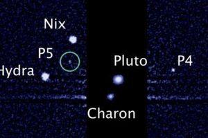 Phát hiện Mặt Trăng thứ 5 của sao Diêm Vương