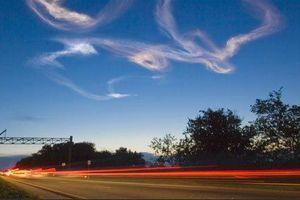 Sự kỳ bí của các đám mây dạ quang