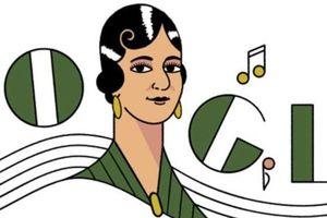 Nữ nghệ sĩ Maria Grever được Google Doodle tôn vinh