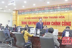 Dấu ấn 'bứt phá' rõ nét trong công tác cải cách hành chính của tỉnh