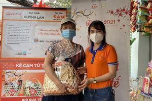 Chương trình Tết tử tế 2021 đem Tết ấm no cho người nghèo