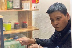 Bắt đối tượng chuyên mua và chia lẻ ma túy bán cho người nghiện