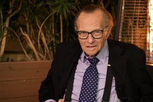 Larry King để lại 2 triệu USD cho các con