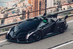 Những mẫu xe triệu USD hiếm gặp trên thế giới