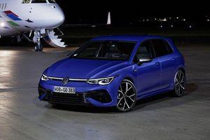 Ngắm Volkswagen Golf R 2021 thế hệ mới 'đấu' Civic Type R