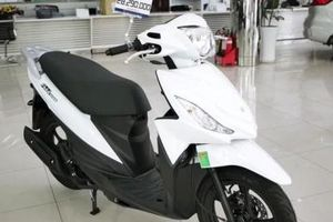 Cận cảnh Suzuki Address 2021: Xe ga giá rẻ, trang bị nhiều công nghệ tiên tiến