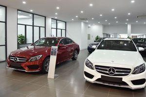 Gần 10.000 ô tô hạng sang được bán ra trong năm 2020
