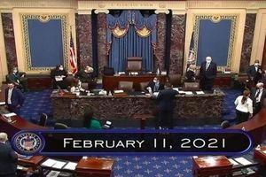 Thượng nghị sĩ lưỡng đảng tỏ rõ sự mệt mỏi sau 3 phiên xử luận tội ông Trump