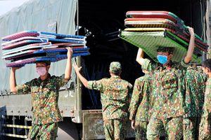 TP Hồ Chí Minh lập thêm khu cách ly phòng, chống dịch Covid-19