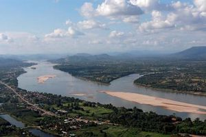 Nước Mê Kông thấp đáng quan ngại vì thủy điện Trung Quốc