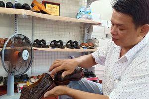 Người thợ giày tâm huyết