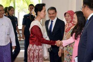 Bí mật trong vườn nhà bà Aung San Suu Kyi