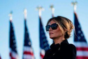 Sau khi rời Nhà Trắng, bà Melania Trump bất ngờ xóa hết ảnh trên mạng xã hội