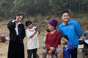 Phía sau 'hậu trường' về việc từ thiện của Hoa hậu chuyển giới Hương Giang