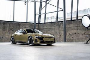Audi e-tron GT ra mắt, giá từ 100.000 USD